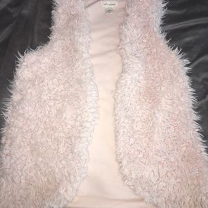 Boutique fur vest